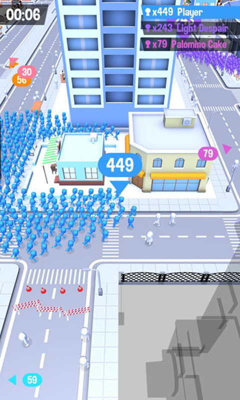 拥挤城市_图片2