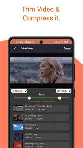 手机视频压缩器_图片1