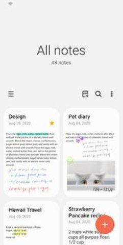 Samsung Notes_图片2