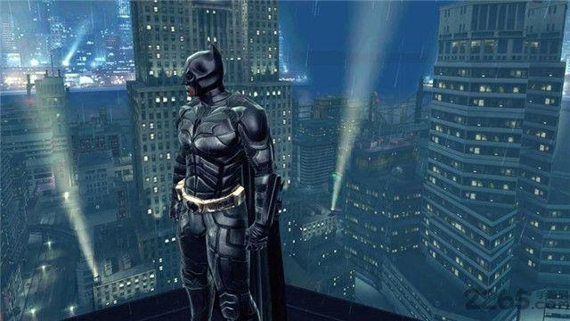 蝙蝠侠黑暗骑士崛起_图片1